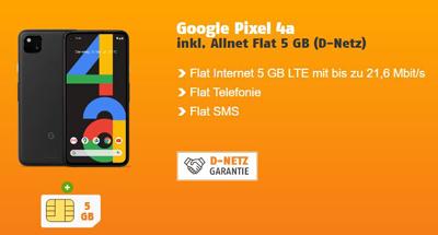 Klarmobil Allnet Flat mit Top Handy